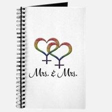 Mrs. & Mrs. Journal