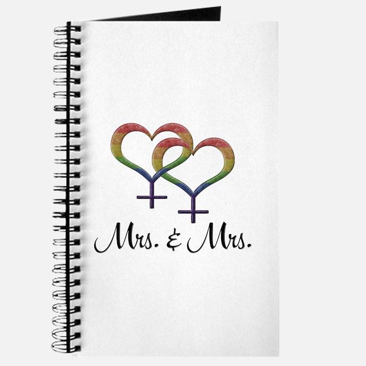 Mrs. & Mrs. Journal