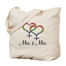 Mrs Mrs Tote Bag