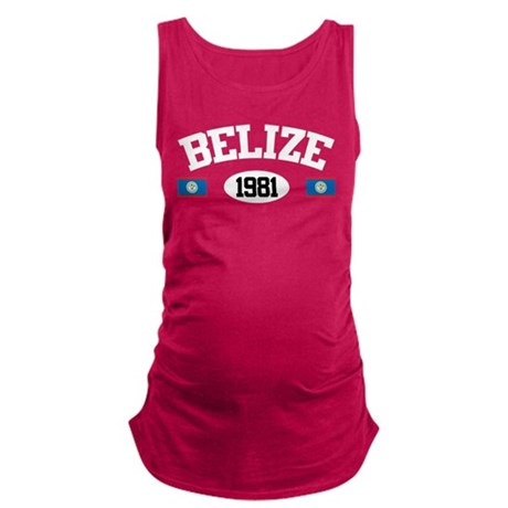 Belize 1981 Maternity Tank Top