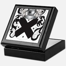 Cristian Coat of Arms Keepsake Box