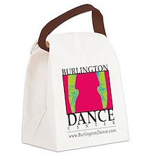 Burlington Dance Canvas Lunch Bag