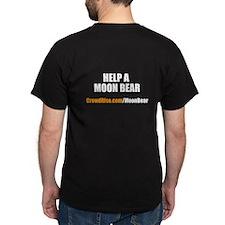 Mens Moon Bear T-Shirt