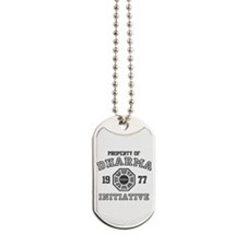 Property of Dharma Initiative Dog Tags