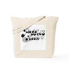 puggles rock Tote Bag