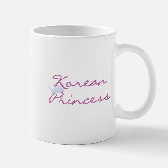 Korean Princess Mug