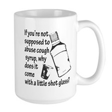 Cough Syrup Abuse Mug