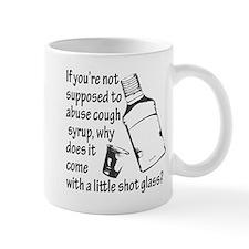 Cough Syrup Abuse Mug