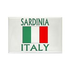 Sardinia, Italy Rectangle Magnet