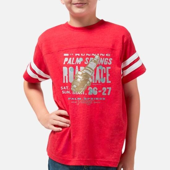 SPARK PLUG PALM SPRINGS Youth Football Shirt