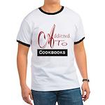 Addicted To Cookbooks Ringer T
