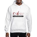 Addicted To Cookbooks Hooded Sweatshirt