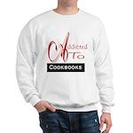 Addicted To Cookbooks Sweatshirt