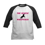 Horse whisperer Baseball T-Shirt