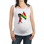 3D Ghana Maternity Tank Top