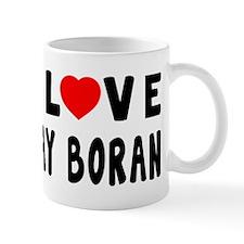 I Love Muay Boran Mug