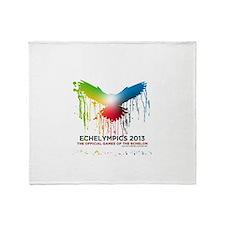 Unique 2013 logos Throw Blanket