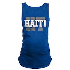 HT Haiti Maternity Tank Top