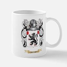 Crosby Coat of Arms Mug