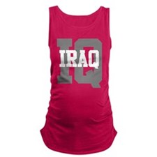 IQ Iraq Maternity Tank Top