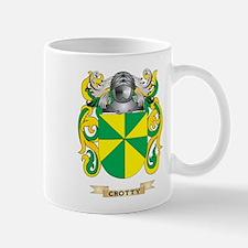 Crotty Coat of Arms Mug