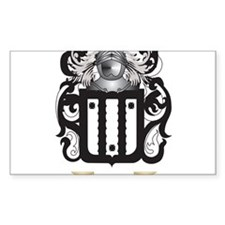 Crouch Coat of Arms Decal
