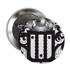 """Croucher Coat of Arms 2.25"""" Button"""