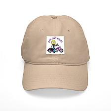 Custom Biker Baseball Cap