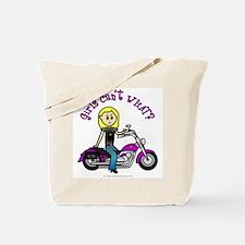 Custom Biker Tote Bag