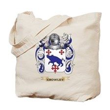 Crowley Coat of Arms Tote Bag