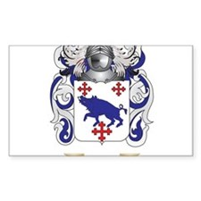 Crowley Coat of Arms Decal