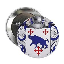 """Crowley Coat of Arms 2.25"""" Button"""