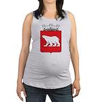 Hammerfest Coat Of Arms Maternity Tank Top