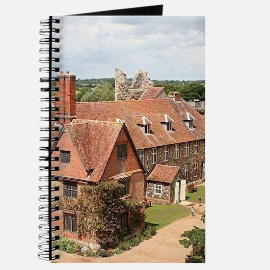 Framlingham Castle, Suffolk, England Journal