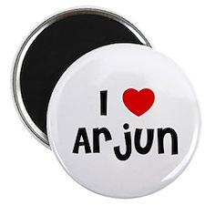 """I * Arjun 2.25"""" Magnet (10 pack)"""