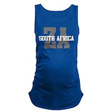 ZA South Africa Maternity Tank Top