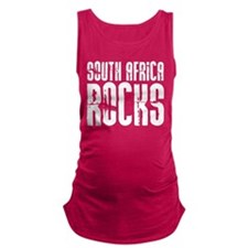 South Africa Rocks Maternity Tank Top