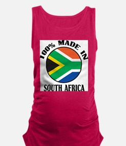 Made In South Africa Maternity Tank Top