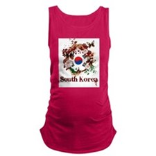Butterfly South Korea Maternity Tank Top