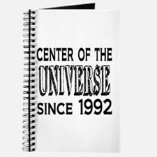 Center of the Universe Since 1992 Journal