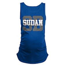 SD Sudan Maternity Tank Top