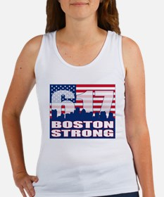 Boston Strong Women's Tank Top