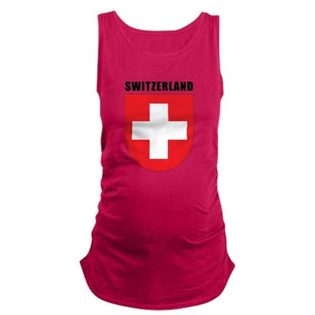 Switzerland Maternity Tank Top