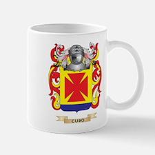 Cubo Coat of Arms Mug