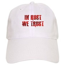 In Rust We Trust Baseball Cap