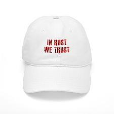 In Rust We Trust Baseball Cap