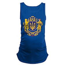 Cute Ukraine Maternity Tank Top