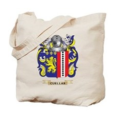 Cuellar Coat of Arms Tote Bag