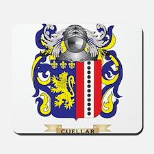 Cuellar Coat of Arms Mousepad