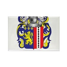 Cuellar Coat of Arms Rectangle Magnet